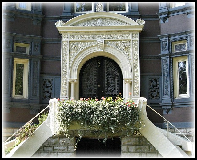 Old Louisville Mansion ~ KY ~ French Renaissance Chateauesque #3