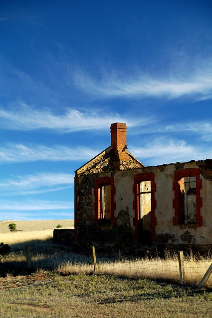 Ruined House | Red Creek