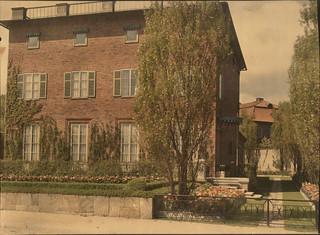 Villa Bonnier, Stockholm, Sweden