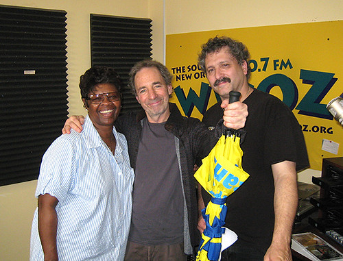Irma Thomas, Harry Shearer, and David Torkanowsky
