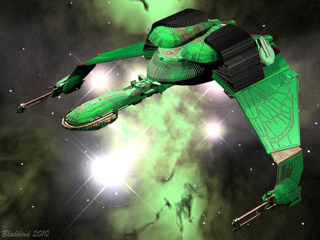 Klingon Bird Of Prey Flickr