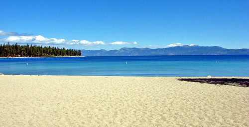 Bliss Beach, Lake Tahoe, CA 9-10