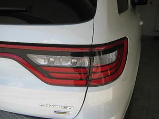 2011-2015 Dodge Durango Tail Lights - Changing Bulbs