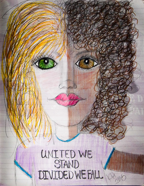 United we stand...