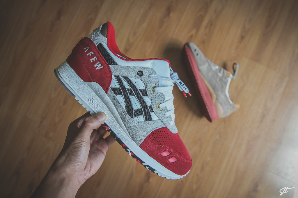 new product ea8fa 4c7d6 Asics Gel Lyte III - Koi x Dirty Buck | jht3 | Flickr