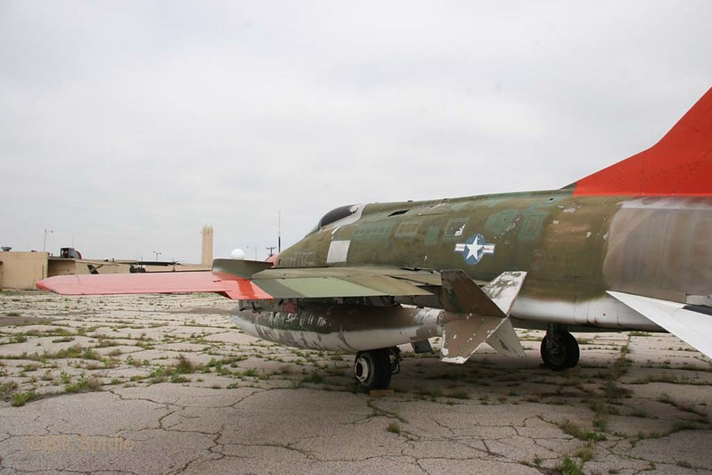 QF-100D Super Sabre 9