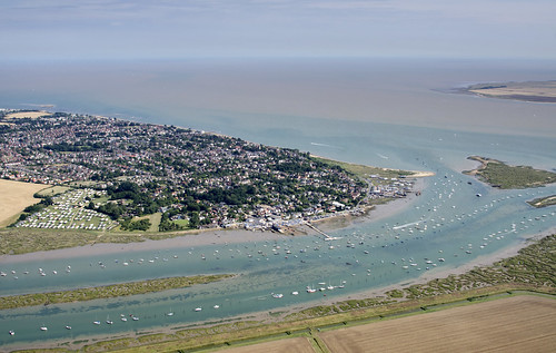 West Mersea - the island is famous for its oysters | by John D Fielding