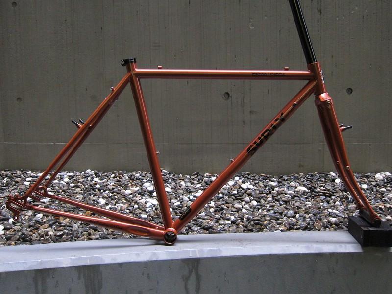 SURLY Cross Check Frame Fork MuleMug 01