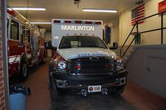 New Sterling Ambulance