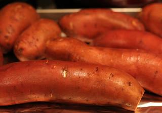 sweet potatoes for roasting