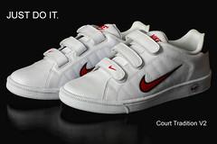 Nike Court Tradion V2 | by Jhong Dizon | Photography