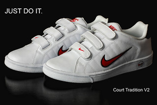 Nike Court Tradion V2 | by Jhong Dizon | Photography
