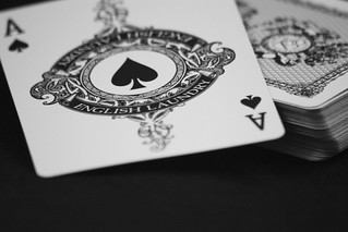 The Ace of spades | by Shrayas.R