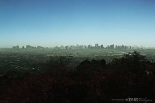 Manila skyline (view from Antipolo city) | by ninoybalagtas