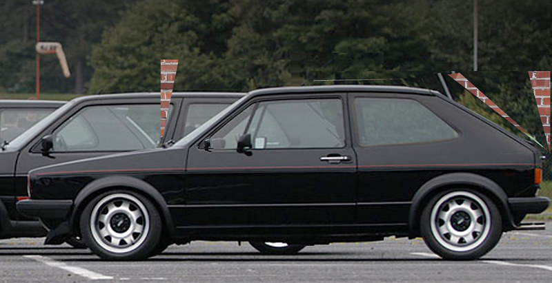 Mk1 VW Golf / Scrirocco