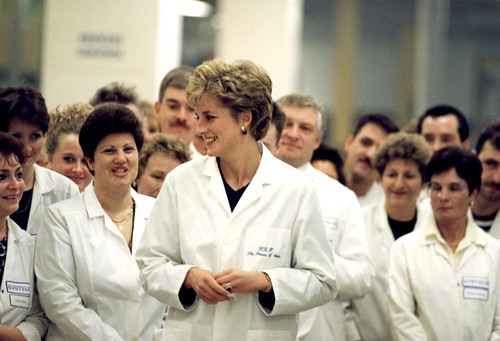 058792: Visit by Diana Princess of Wales 1992 | by Newcastle Libraries