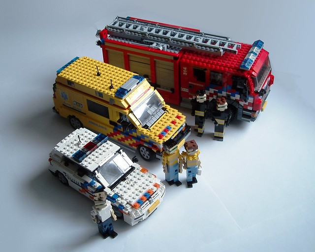 Dutch emergency vehicles (2)
