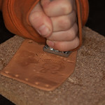 Ryan stamping leather