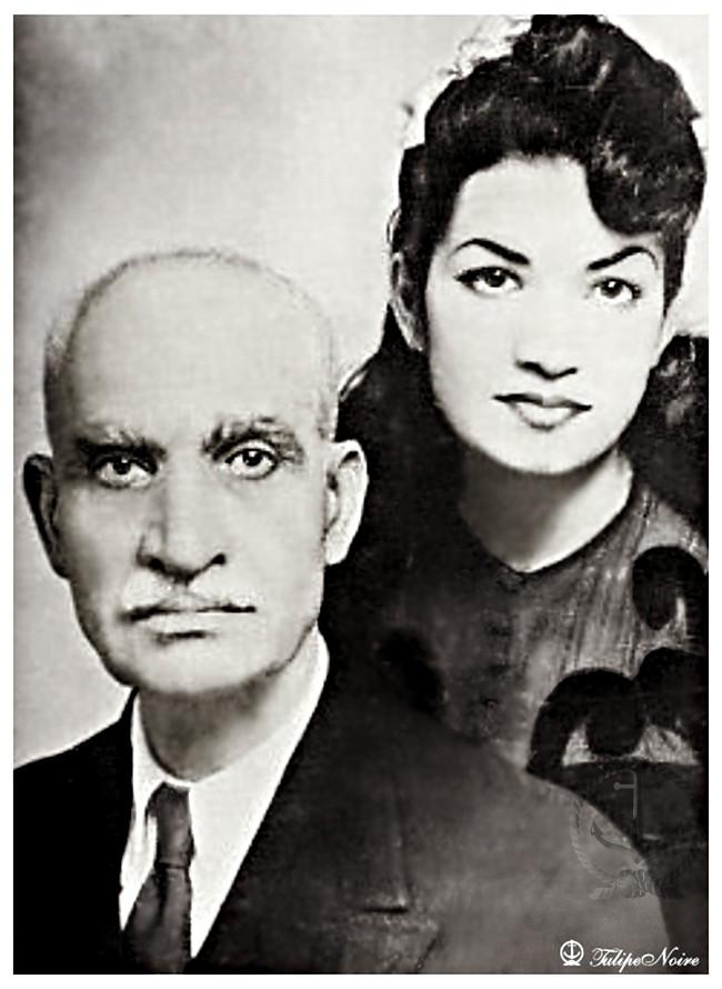 H.H. Princess Ashraf Pahlavi W...