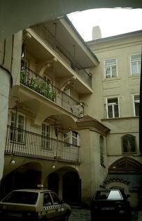 Appartement rue Celetnà
