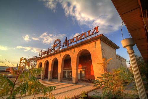 sunset clouds cafe armenia yerevan hdr հայաստան երեւան երեվան