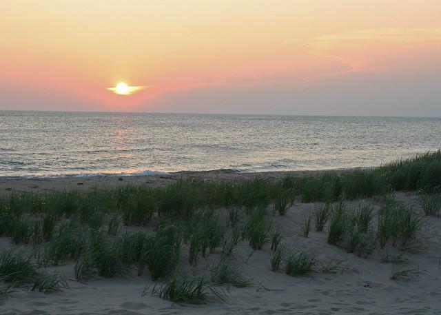 Silver Lake - Sunset