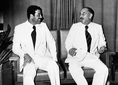 President Saddam Hussien alMajieed | by Ethio Sudanese Nations