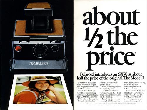 Polaroid SX-70 (1975)