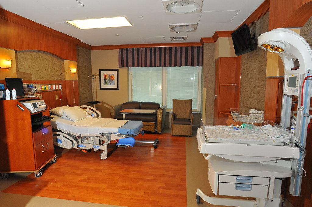 Labor Amp Delivery Room At St David S Healthcare Our Exper Flickr