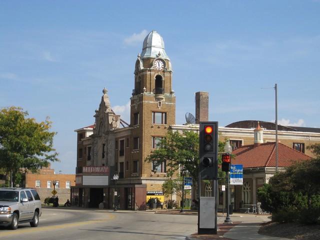 Midway Theatre: Rockford, IL.