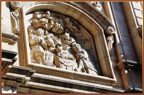 Església de la Mare de Déu de Betlem (Barcelona) Cataluña,España   by Catedrales e Iglesias