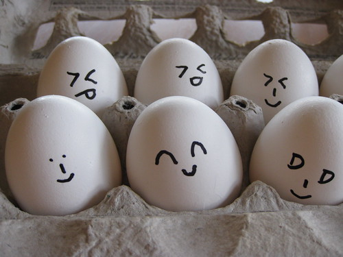 Egg Emoticons   by katerha