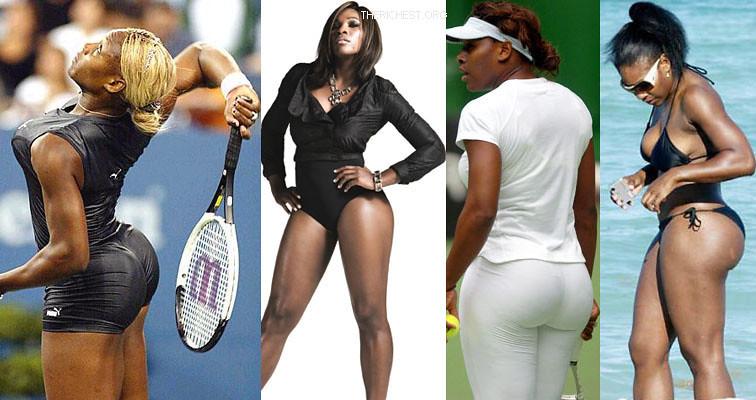 Booty serena williams Serena Williams
