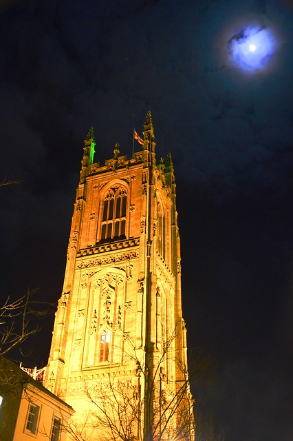Derby - Cathedral