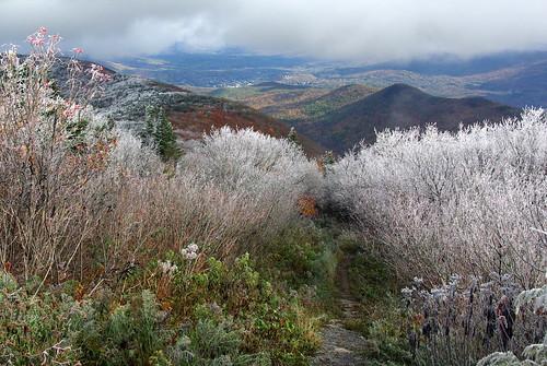 autumn usa fog frost fallcolors massachusetts va berkshires appalachian wintry mtgreylock usds usai usbk usbl charleskellogg gbwe usdsf usbkf charlesgkellogg charliekellogg