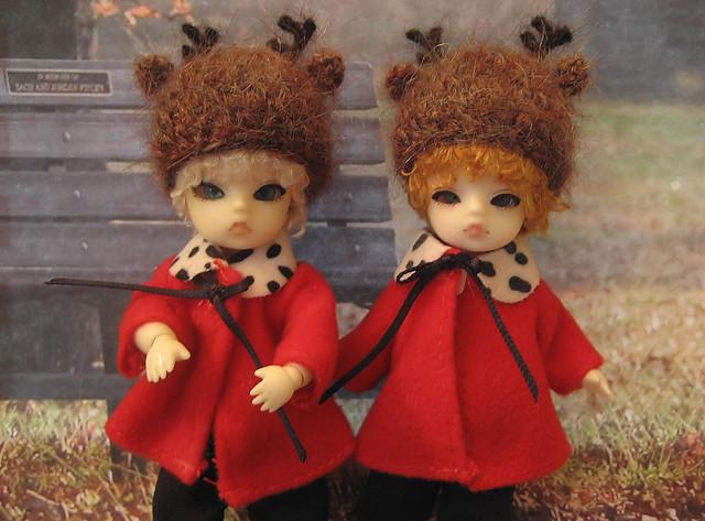 Reindeer babies