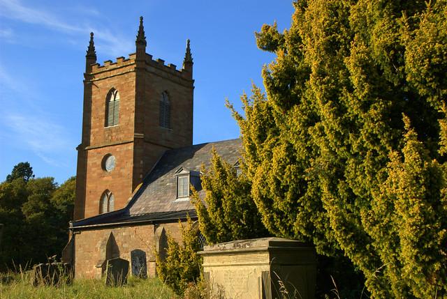 HANBURY CHURCH