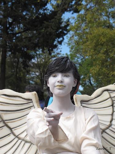 Tan sólo un ángel