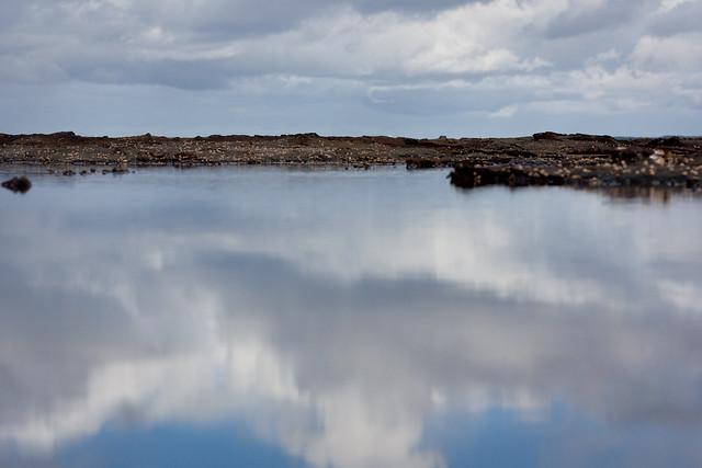 Jervis Bay: reflective