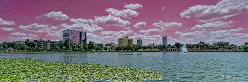 pink sky urban panorama usa landscape florida tokina 365 lilypads lakeland odc lakemirror 1116 capturenx2 ourdailychallenge