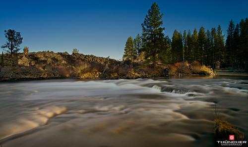 longexposure sunset nature oregon centraloregon river landscape outdoors nikon whitewater northwest bend scenic rapids fullframe fx d800 waterscape deschutesriver bigeddy nikond800 cascadehighway leebigstopper nikkorafs1635mmf4gedvr thephotographyblog