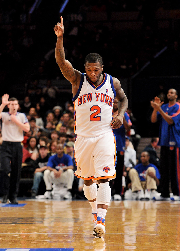 hot sale online b8a92 e324d Nate Robinson For The Win   Nate Robinson - New York Knicks ...