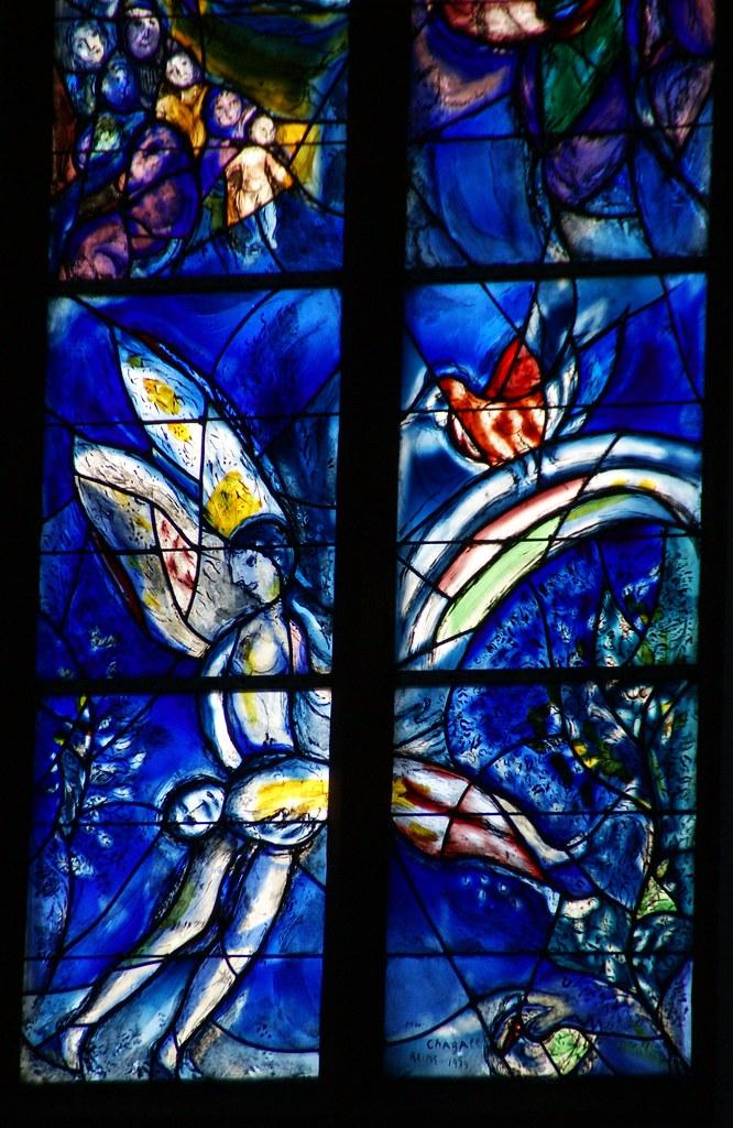 chagall fenster mainz