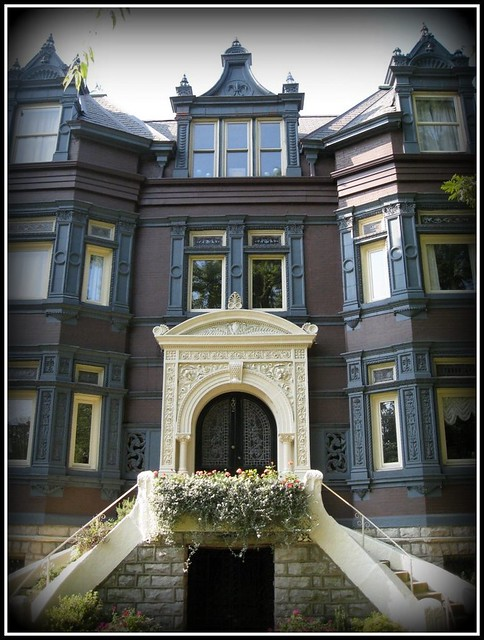 Old Louisville Mansion ~ KY ~ French Renaissance Chateauesque #5