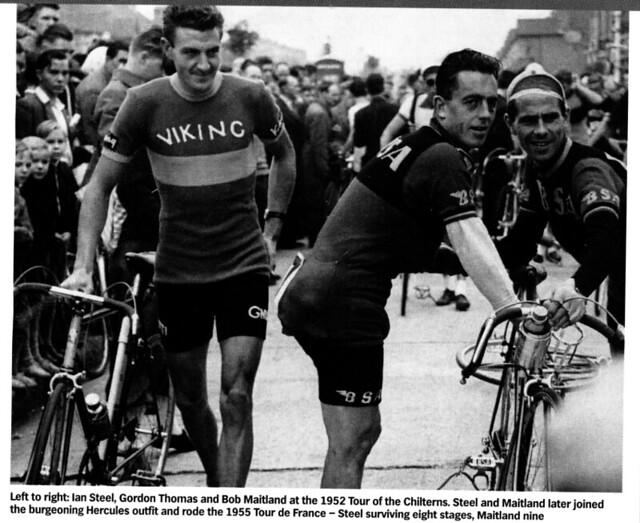Tour of the Chilterns 1952