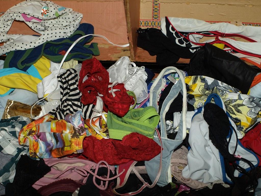 P2036407-99  Thong Panties Drawer Treasure Chest -3084
