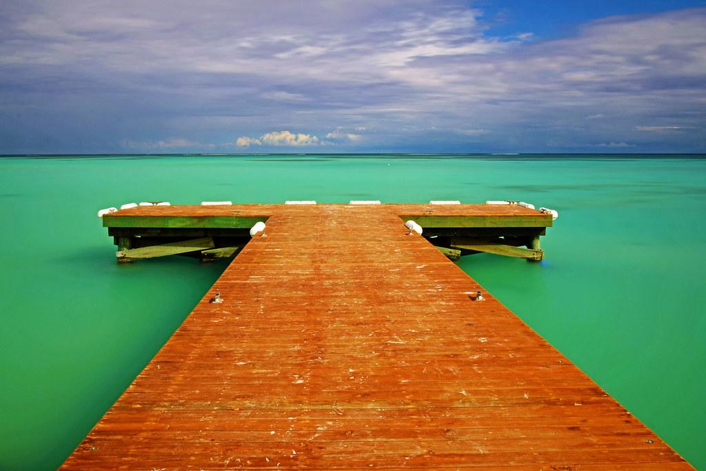 Pier Playa Juanillo, Punta Cana