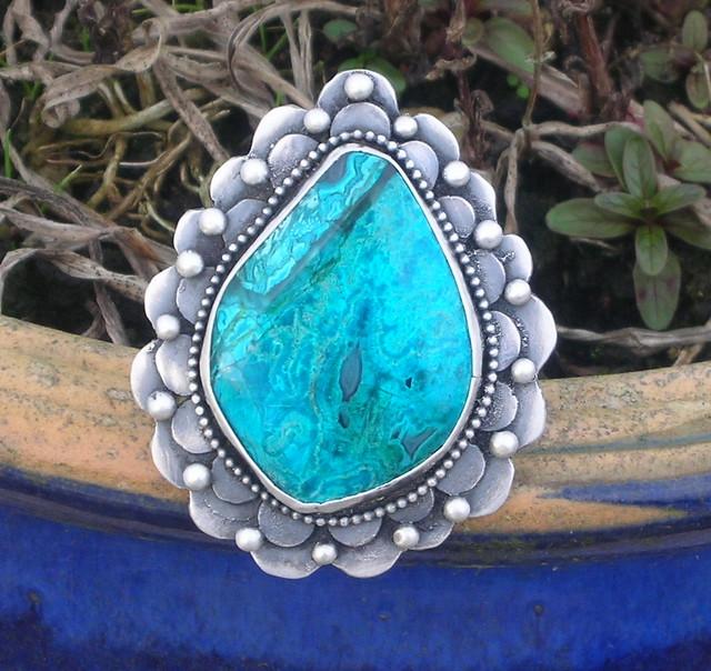Arizona Chrysacolla.....Custom Order