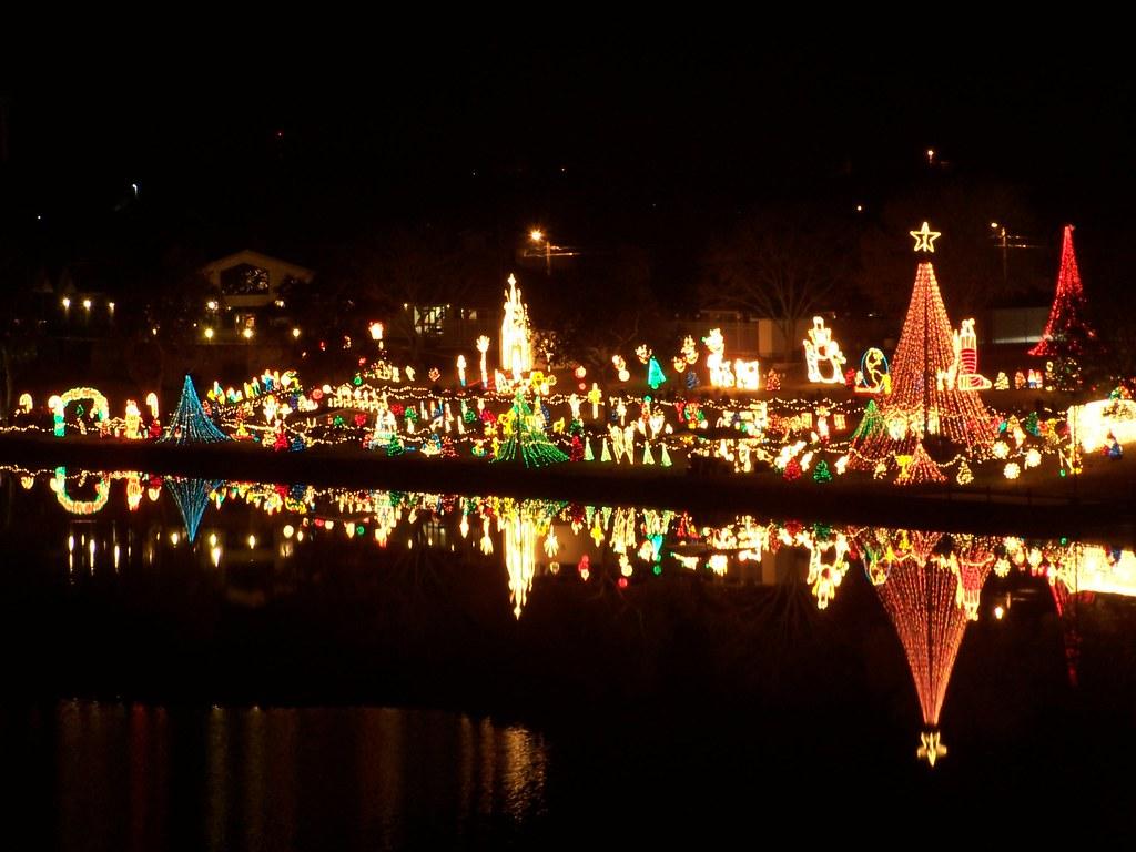 Marble Falls Christmas Lights.Christmas Lights Marble Falls Tx Todd Moon Flickr
