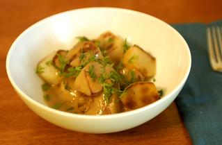 turnips in mustard sauce | by mollyjade